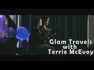 Glam Travels with Terrie McEvoy